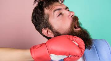 Bearded Punch BION of the Week