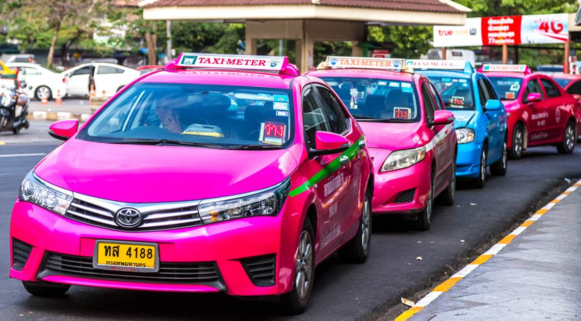 Thailand Taxi BION of the Week