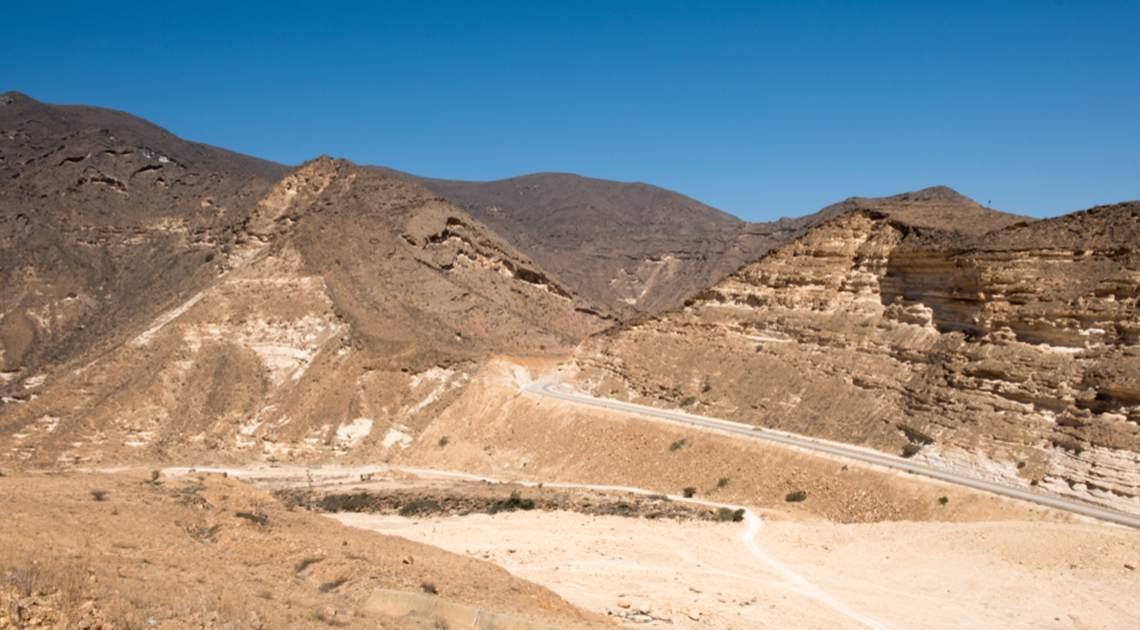 Hell Well Yemen Oman Border