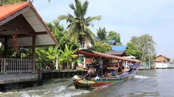 Thailand's Chao Phraya River