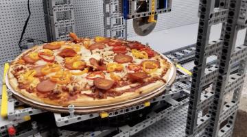 The Brick Wall Pizza Maker